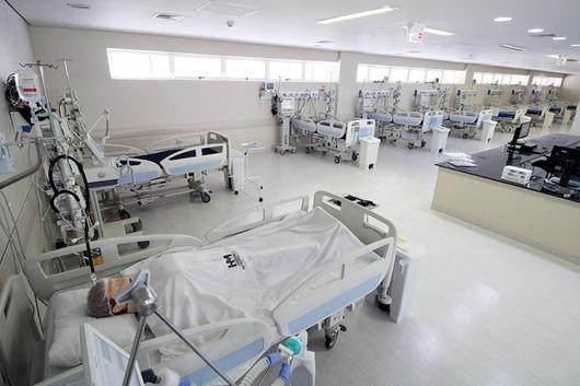 Hospital Solidário_UTI