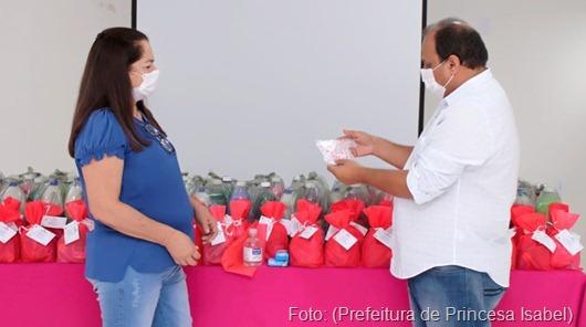 Kits de higiene-Prefeitura de Princesa Isabel