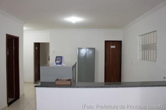 UBS Bairro Casusa-Prefeitura de Princesa Isabel