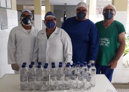 UFPB-Campus Bananeiras_álcool glicerinado