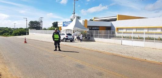 barreira sanitária 3_Prefeitura de Princesa Isabel