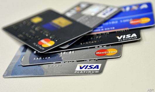 cartões de crédito-ABR