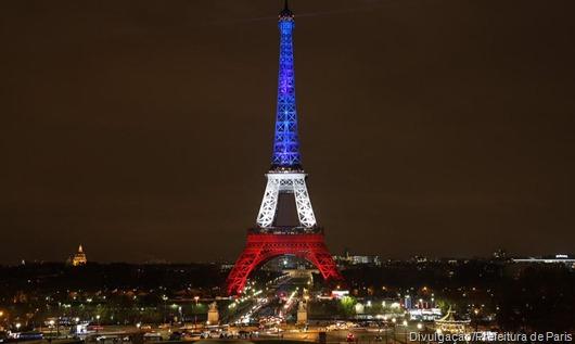 Divulgação-Prefeitura de Paris