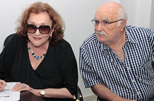 Lúcia e Wilson Braga