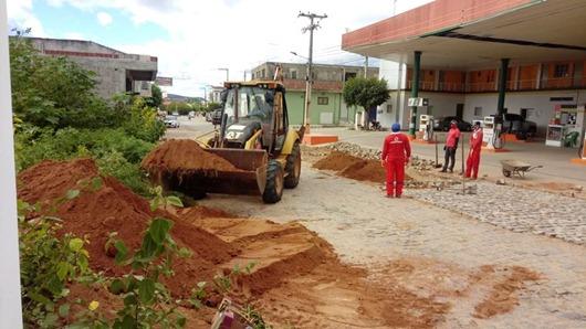 Melhorias Urbanas-Prefeitura de Princesa Isabel-2