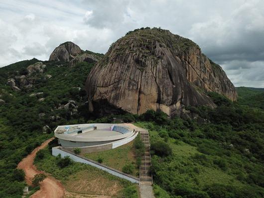 Santuário Nossa Senhora de Fátima_Pedra da Boca_Araruna