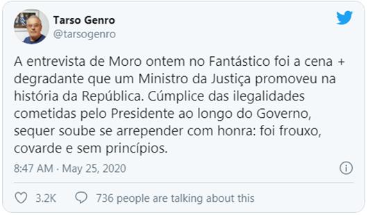 Tarso Genro_Twitter