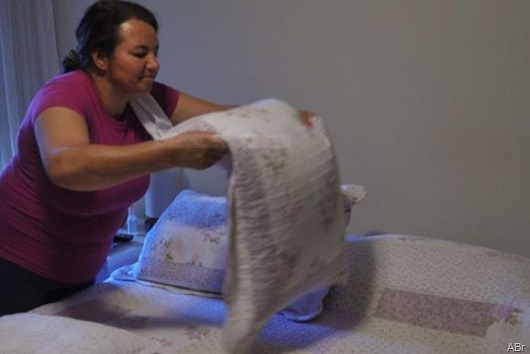 empregada doméstica-Agência Brasil