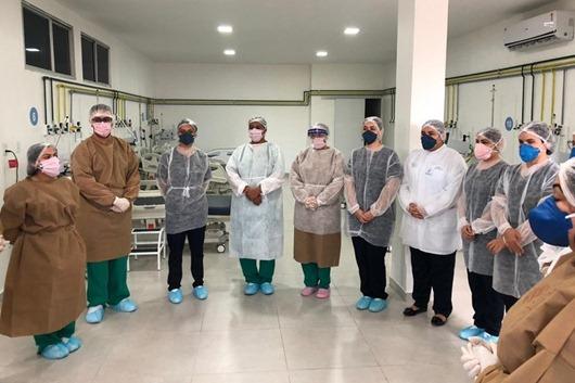 Complexo Hospitalar de Patos_leitos de UTI Covid-19
