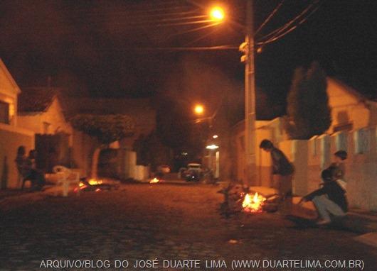 Fogueira-Imagem de Arquivo do Blog de José Duarte Lima