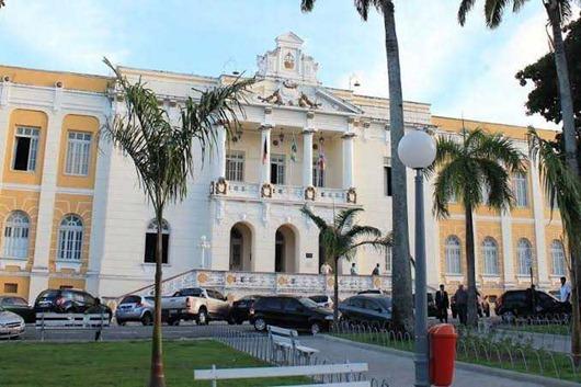 Sede doTribunal de Justiça da Paraíba
