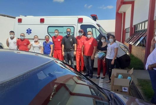 ambulância de suporte avançado Covid-19_Complexo Regional de Patos