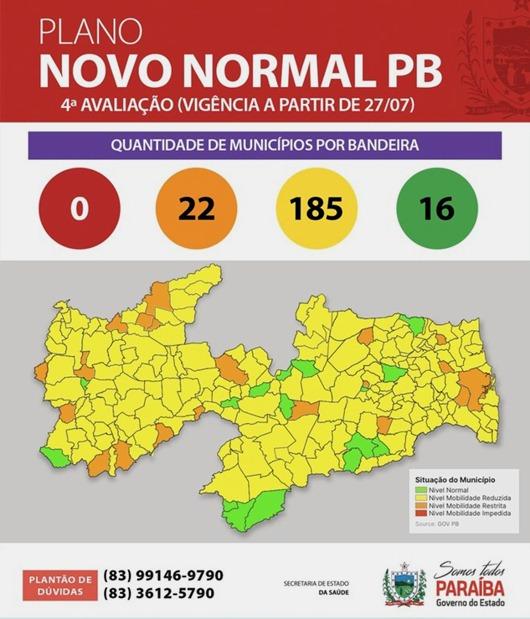 Plano Novo Normal-Mapa