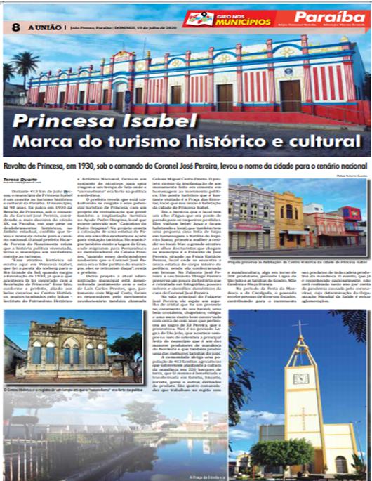 Princesa Isabel-A União