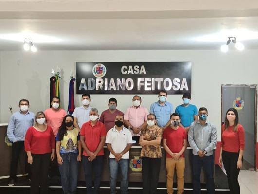 Ricardo Pereira_reunião_pré_candidatos a vereador