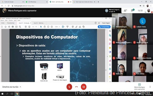 SE_curso de informática_professores da rede municipal de ensino de Princesa Isabel