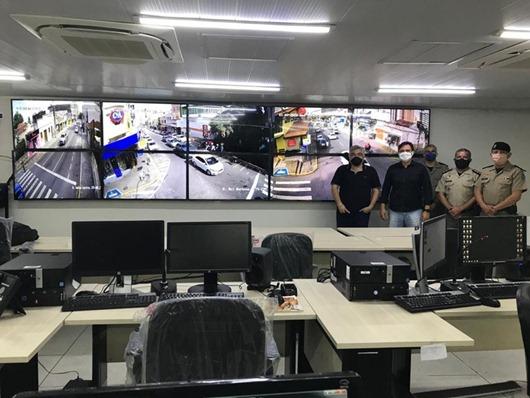 Sistema de Vídeomonitoramento na Paraíba