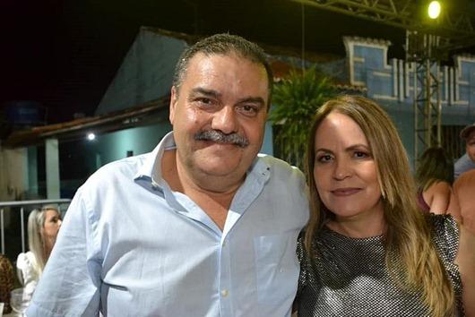 Totó Ribeiro e Maria da Conceição Aguiar