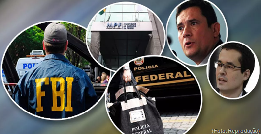 Vaza Jato revela os 13 agentes do FBI que atuaram com Dallagnol contra as empresas brasileiras