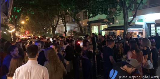 bares lotados na pandemia_Rio de Janeiro