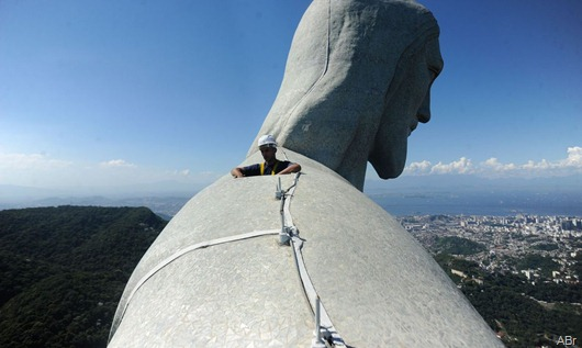 Cristo Redentor-Agência Brasil