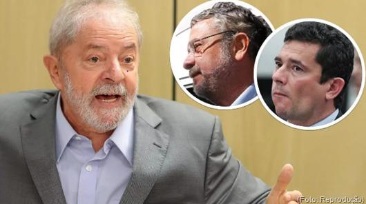 Delação de Palocci, que Moro vazou antes da eleição, não tem provas, diz PF