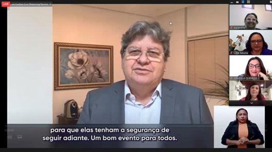 João Azevêdo_webinário
