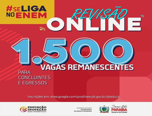 SE LIGA NO ENEM_revisão online