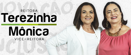 Terezinha Domiciano Dantas Martins e Mônica Nóbrega