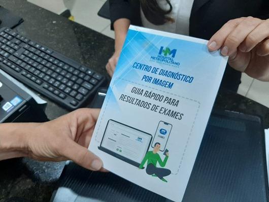 exames de imagem_Hospital Metropolitano_ferramenta on-line para resultados