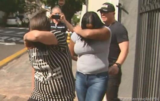 prisão_Isabela Menegheli Belchior e Jaqueline Priscila Dornelas Chaves