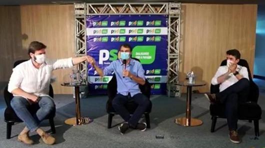 Após novela, Romero escolhe Bruno como pré-candidato à PMCG | Blog ...