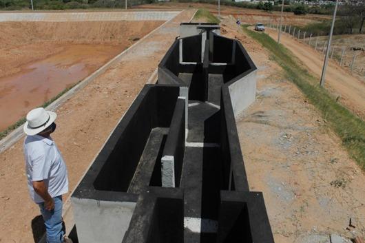 Governo da Paraíba_obras de esgotamento sanitário