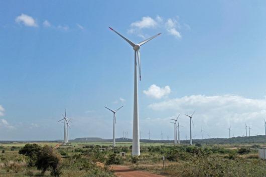 Parque Eólico Vale dos Ventos_Mataraca-PB