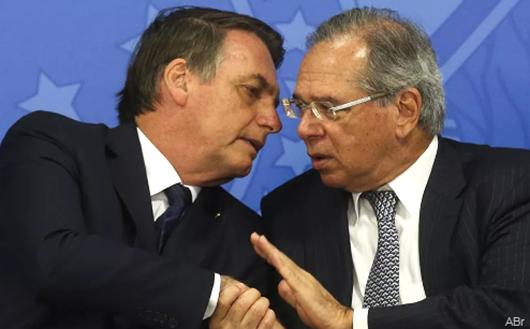 bolsonaro-guedes-Agência Brasil