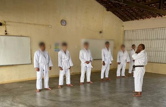 Fundac_oficina de artes marciais para reeducandos