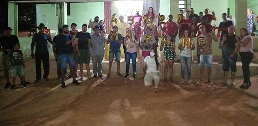 Mayane Medeiros_reunião_equipe de campanha