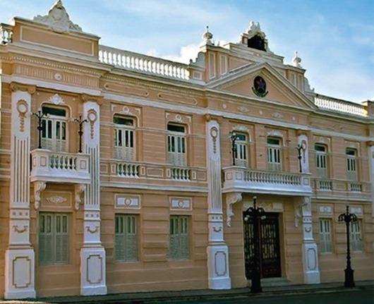 Palácio da Redenção_Governo da Paraíba