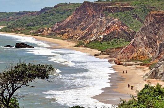 Praia-de-Tambaba