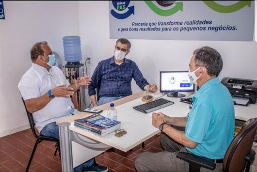 Ricardo Pereira, Zé Casusa_CDL