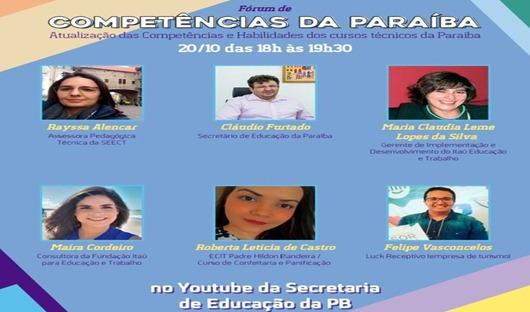 consulta pública_Secretaria de Educação da Paraíba