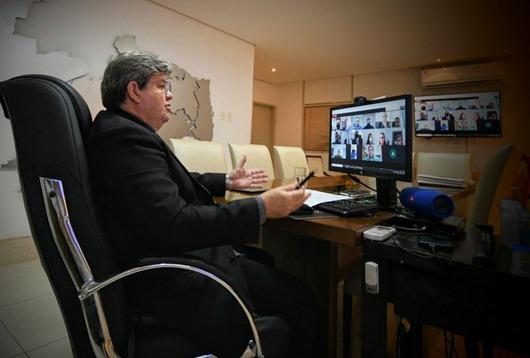 Azevêdo-videoconferência