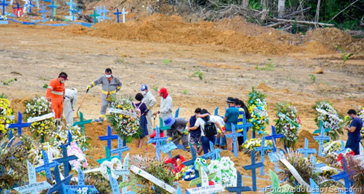 Cemitério Tarumã_Manaus-AM