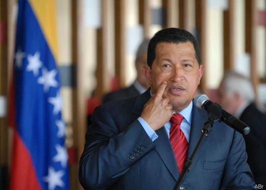 Hugo Chavez_Arquivo ABr