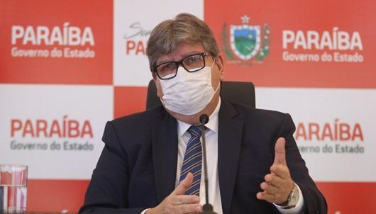 João Azevêdo_pagamento de folhas_fim de ano