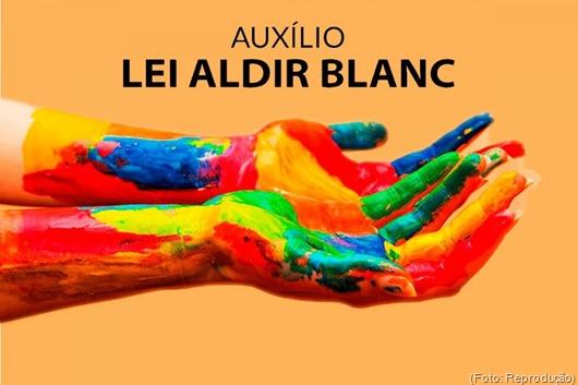 Lei Aldir Blanc_Reprodução