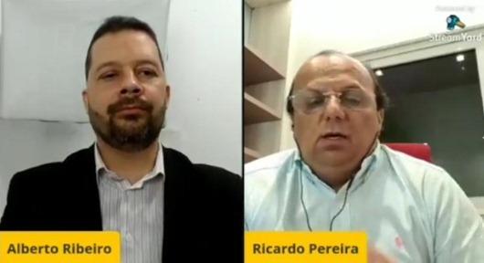 Live_Alberto Ribeiro com Ricardo Pereira