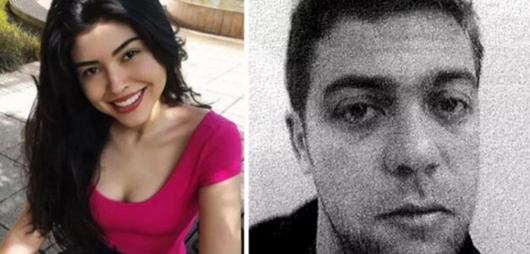 Mariana Ferrer e André de Camargo Aranha