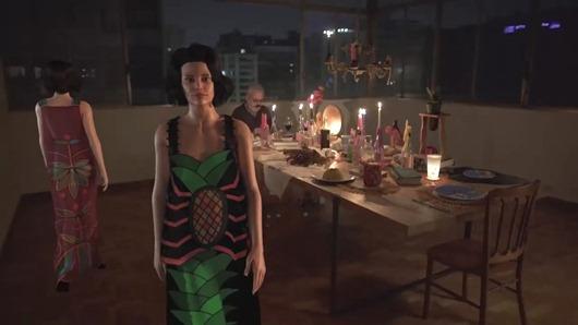 renda renascença_São Paulo Fashion Week