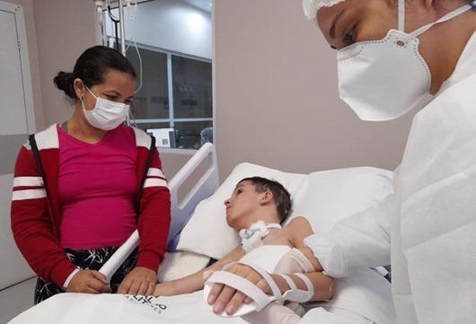 órtese_ Hospital Metropolitano